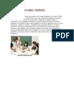 Ayuda Monitorial de Alumnos Aventajados