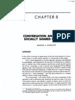 CA Cognitions by Schegloff