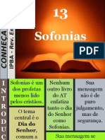 13 - Sofonias