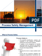 Process Safety Management - 2015