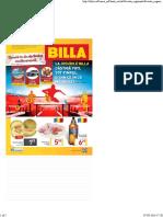 BILLA _ Revista Regionala 4-10 August 2016