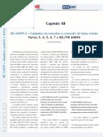 Ed 131 Fascículo Capitulo XII IEC 61439 Quadros Paineis e Barramentos