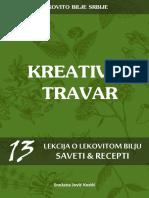 Lekovito Bilje Srbije- Kreativni Travar