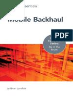 Essentials of Mobile Backhaul.pdf
