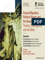 Forced Migration and Jeremiah