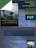 C12 Enterprise Risk Management