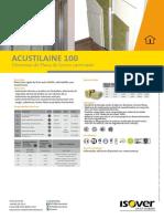 Acustilaine 100 Pt