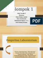 Manajemen Laboratorium IPA