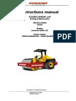 CA 250 Instructions Manual Ica250 Us4en