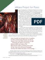 Beneficios de Construir Estatuas de Guru Rinpoche Segun Lama Zopa Rinpoche
