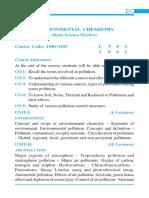 Environmental Chemistry (1)
