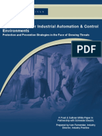 White Paper Cybersecurity for Industrial Automation Control
