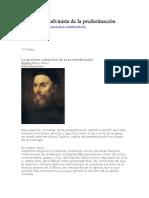 La Doctrina Calvinista de La