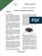 A12 001A BioCote Lab Study