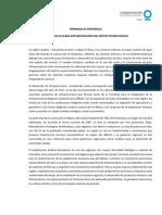 TdR _ SistematizadorBioCuencas