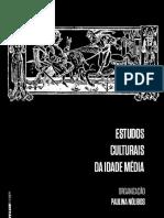 Estudos Culturais Da Idade Media