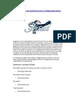 Squid y Las Listas de Control de Acceso-1