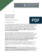 3-16-2017 Sen Passidomo Letter SB 716 (FINAL2)