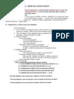 a arTE DA CONCLUSÃO.doc