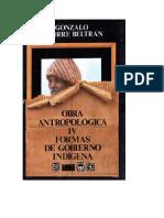 Gonzalo Aguirre Beltran-Formas de Gobierno Indígena.pdf