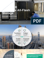 HPE 3PAR StoreServ AFA Customer Presentation