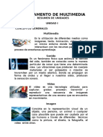 Fundamentos de Multimedia