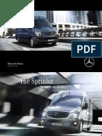 Mercedes Benz Sprinter Panel Van