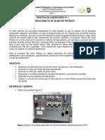 1. Guía de Laboratorio 1 2016-I