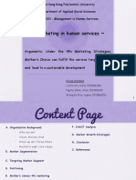 Management in Human Service_Topic4_GroupB