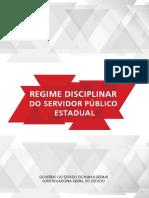 Cartilha Regime Disciplinar