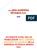 MARSA - Accidente Fatal Eléctrico (2008.06.26).ppt