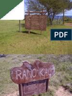 Señaletica Easter Island Tomo I