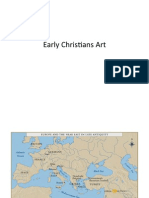 The Early Christians Art and Byzantines Style