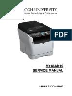 Manual de Serviço 3510