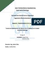 Proyecto DIAZ-SILVA CALDERA ECOWIN Transferencia de Calor
