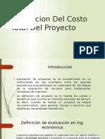 Evaluacion Costo Total Del Proyecto2