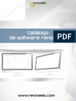 Catalogo Software Renovetec