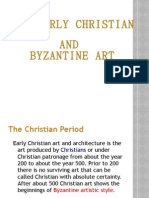 The Early Christians and Byzantines(Judy's report)