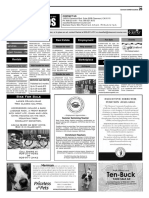 Claremont COURIER Classifieds 3-17-17