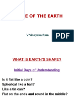 6 - Proof of Earths Shape