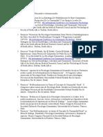 Congresos y Ponenciaa 2016