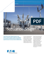 Power System Engineering-Substation Design BR en 11 2011