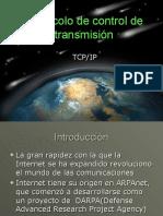 Protocol Ode Control de Transm is i ó n