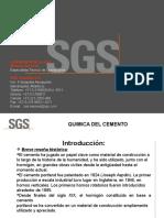 Proceso de Obtencion y Fabricacion de Los Diferentes Tipos de Cemento