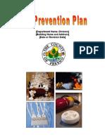 Fire Prevention Plan Template- FINAL 5-30-08