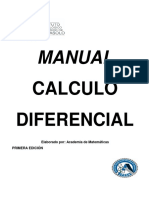 Manual de Calculo Diferencial Edición1
