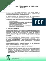 Metodologia Para Gerenciamento e Controle Da Poluição