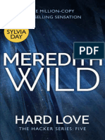 Hard Love Hacker 5 - Meredith Wild