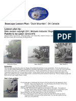 Duck Mountain Sk Lesson Plan Seascape by n Jacquin