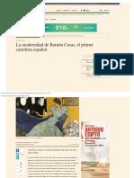 La modernidad de Ramón Casas, el primer cartelista español.pdf